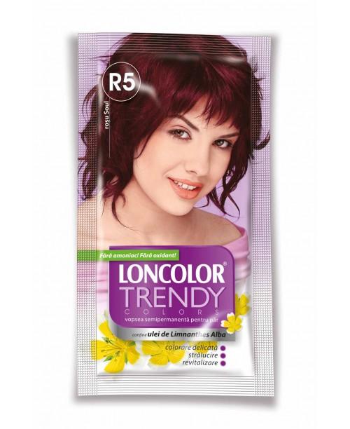 Vopsea Loncolor Trendy - Rosu Soul R5