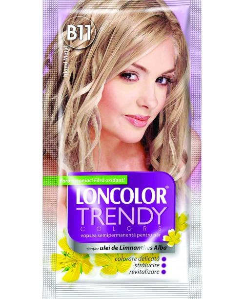 Vopsea Loncolor Trendy - Blond Metal B11
