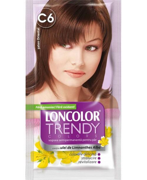 Vopsea Loncolor Trendy - Saten Oriental C6