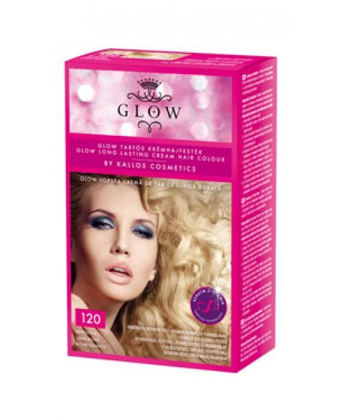 Vopsea Kallos Glow - Blond Luminos 120