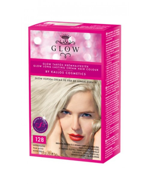Vopsea Kallos Glow - Blond Perlat 128