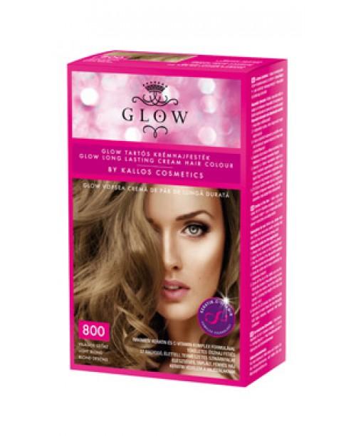 Vopsea Kallos Glow - Blond Deschis 800