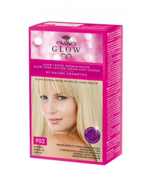 Vopsea Kallos Glow - Bej Blond 902