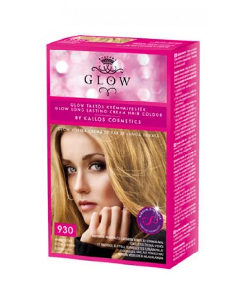 Vopsea Kallos Glow - Blond Auriu 930