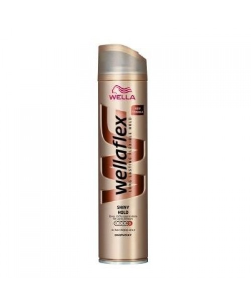 Fixativ Wellaflex shiny ultra strong hold 250ml