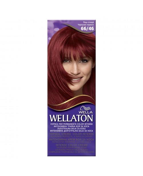 Vopsea par Wellaton 6646 rosu cireasa