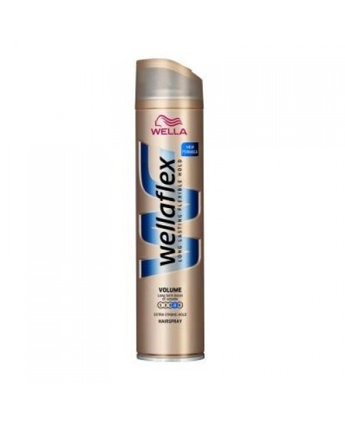 Fixativ Wellaflex boost extra strong hold volum 250ml