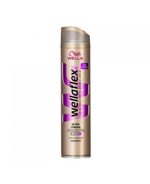 Fixativ Wellaflex ultra strong hold 250ml
