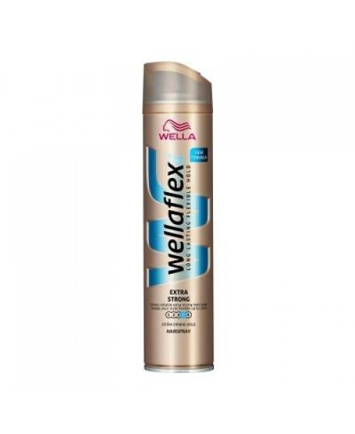Fixativ Wellaflex extra strong hold 250ml
