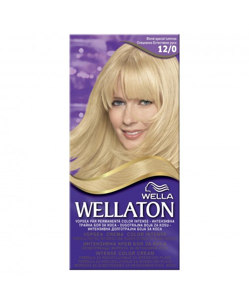 Vopsea par Wellaton 12.0 blond special luminos