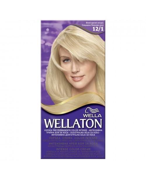 Vopsea par Wellaton 12.1 blond special cenusiu