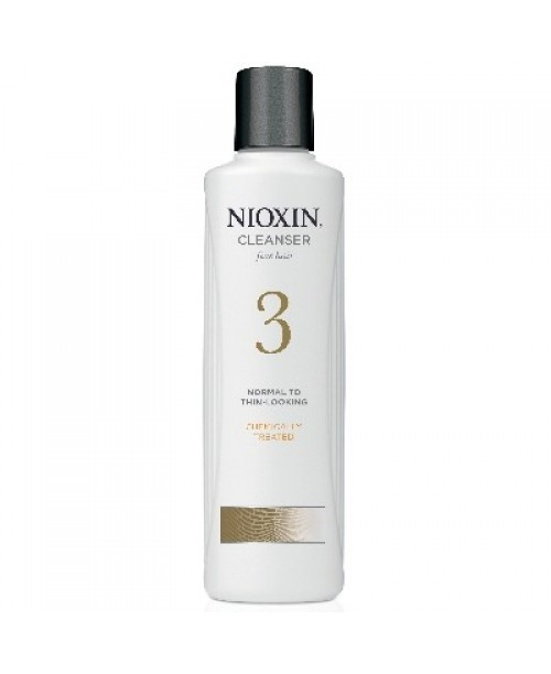 NIOXIN SYS3 Cleanser 300ml