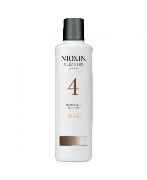 NIOXIN SYS4 Cleanser 300ml