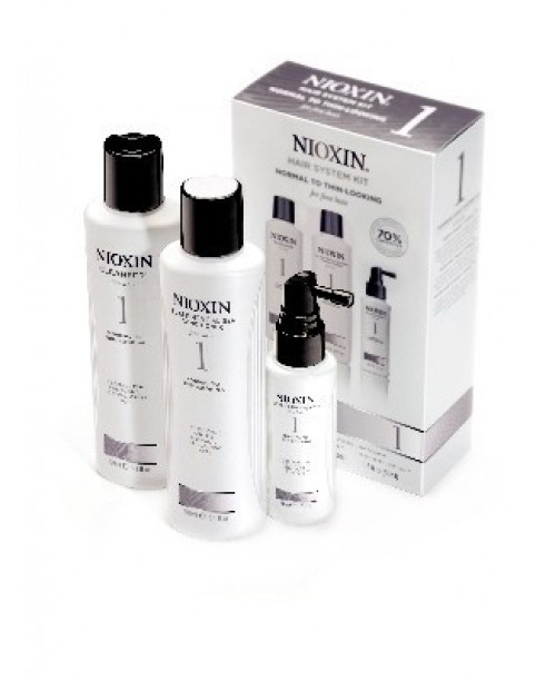 NIOXIN SYS1 Kit 150+150+50ml