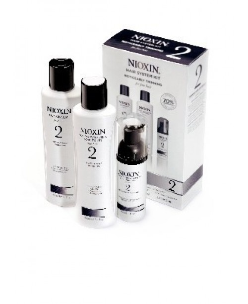 NIOXIN SYS2 Kit 150+150+40ml