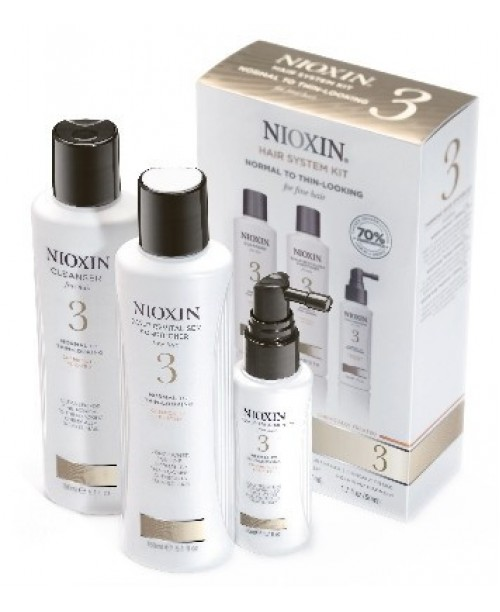 NIOXIN SYS3 Kit 150+150+50ml