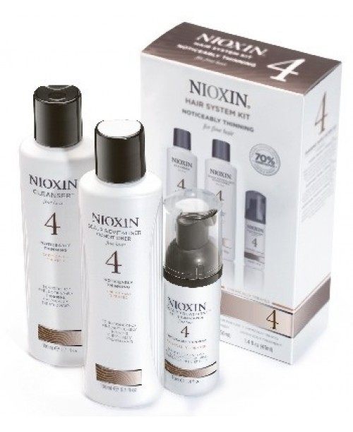 NIOXIN SYS4 Kit 150+150+40ml