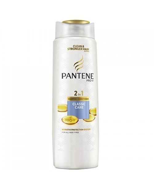 Sampon Pantene classic essentials<br>anti-dandruff 250ml