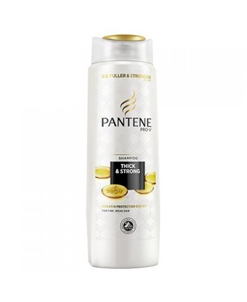 Sampon Pantene thick&strong 400ml