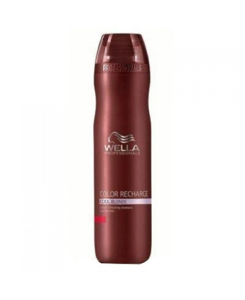 WP Care Recharge Shampoo Cool Blonde 250ml