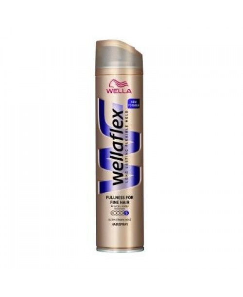 Fixativ Wellaflex fullnes ultra strong 250ml