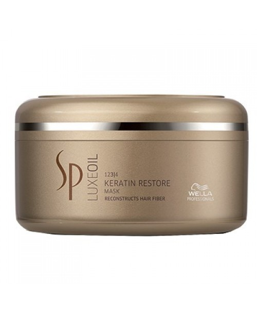 SP LuxeOil Keratin Protect Mask 150ml