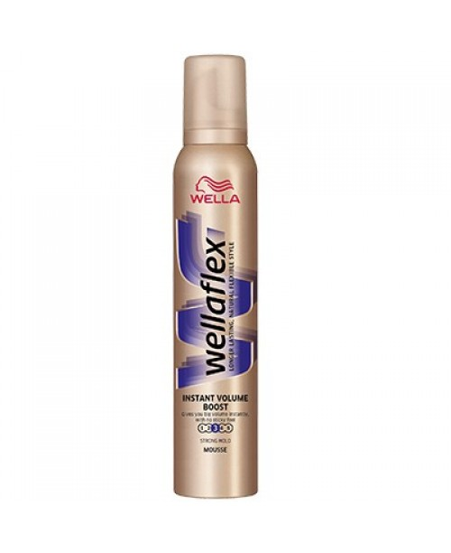 Spuma Wellaflex instant volume boost strong 200ml