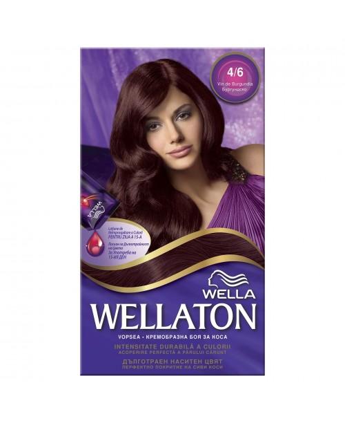 Vopsea par Kit Wellaton 46 burgund