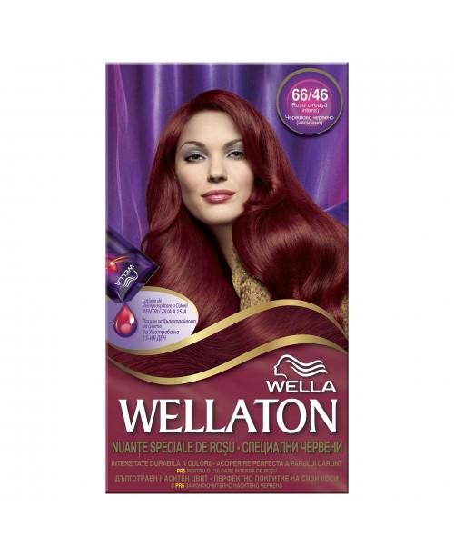 Vopsea par Kit Wellaton 6646 rosu cireasa