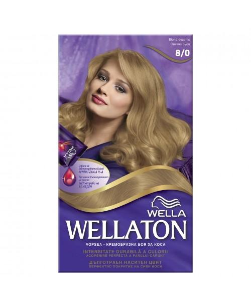 Vopsea par Kit Wellaton 80 blond deschis