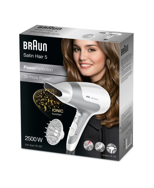 Braun - Uscator de par Satin Hair 5 PowerPerfection HD585