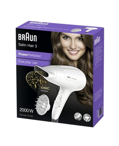 Braun - Uscator de par HD385