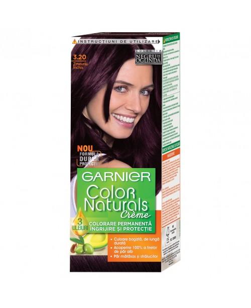 Vopsea Garnier Color Naturals 3.20 zmeuriu inchis