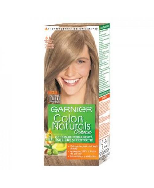 Vopsea Garnier Color Naturals 8.1 blond cenusiu deschis