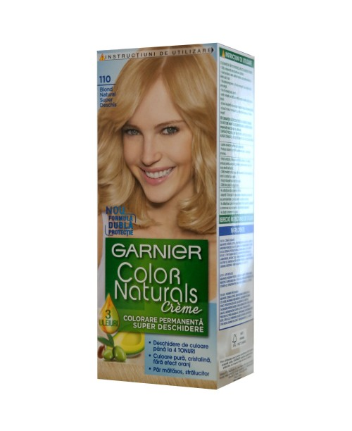 Vopsea Garnier Color Naturals 110 blond natural super deschis