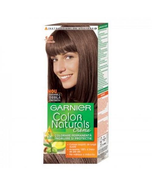 Vopsea Garnier Color Naturals 6.25 castaniu