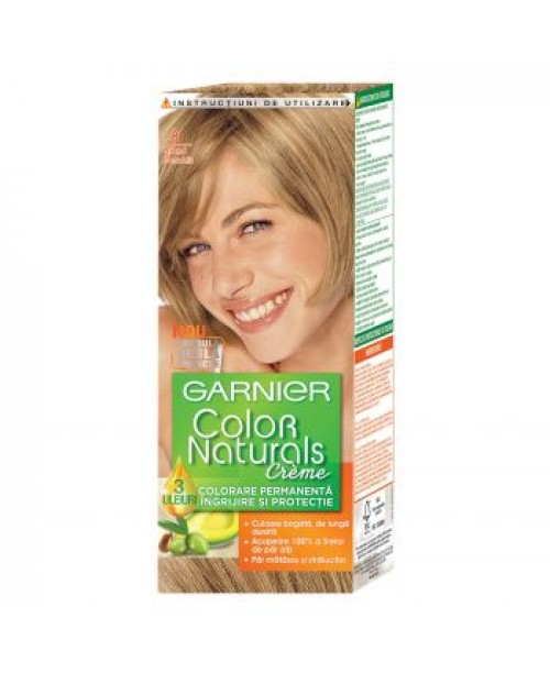 Vopsea Garnier Color Naturals 8 blond deschis