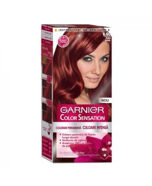 Vopsea Garnier Color Sensation 6.6 rubin intens