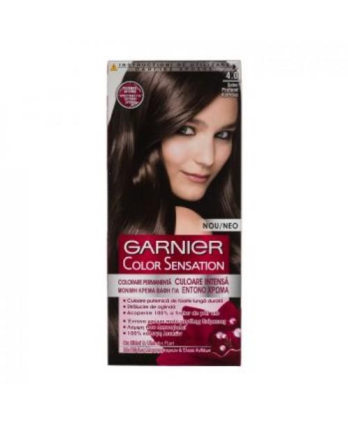 Vopsea Garnier Color Sensation 4.0 saten profund