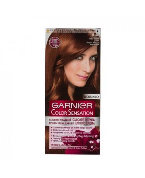 Vopsea Garnier Color Sensation 6.46 rubin intens