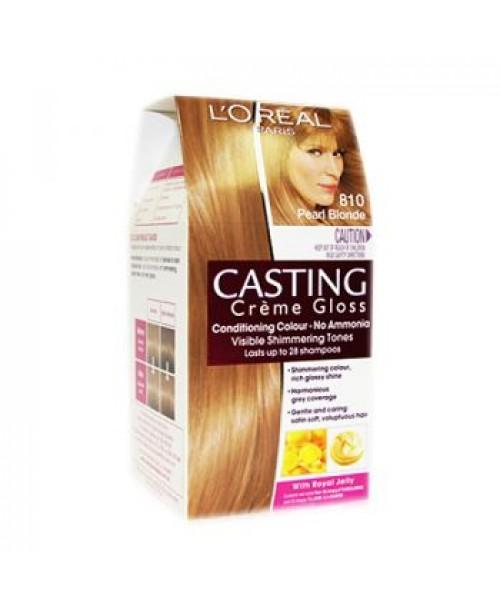 Vopsea L'Oreal Casting Creme Gloss 810 blond perlat