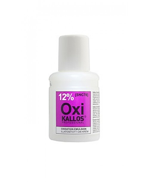 Crema Oxidanta Kallos 12% 60ml