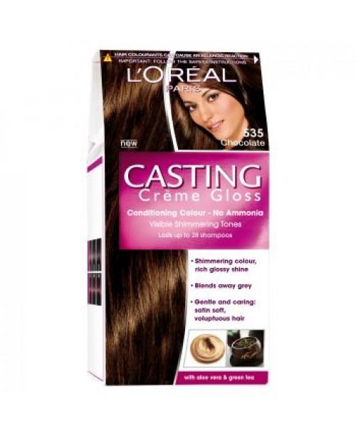 Vopsea L'Oreal Casting Creme Gloss 535 ciocolata
