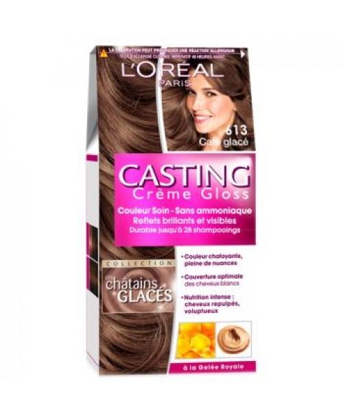Vopsea L'Oreal Casting Creme Gloss 613 Mocaccino