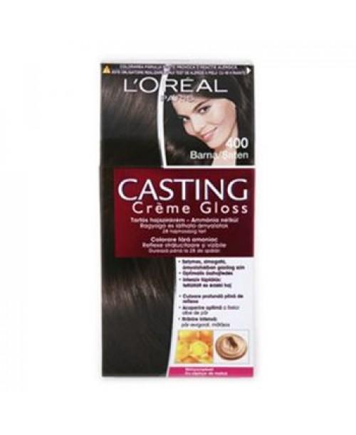 Vopsea L'Oreal Casting Creme Gloss 400 saten