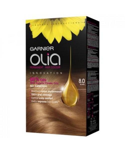 Vopsea de par Garnier Olia 8.0 - Blond