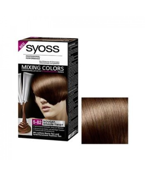Syoss Mixing Color 5-82 Ciocolata