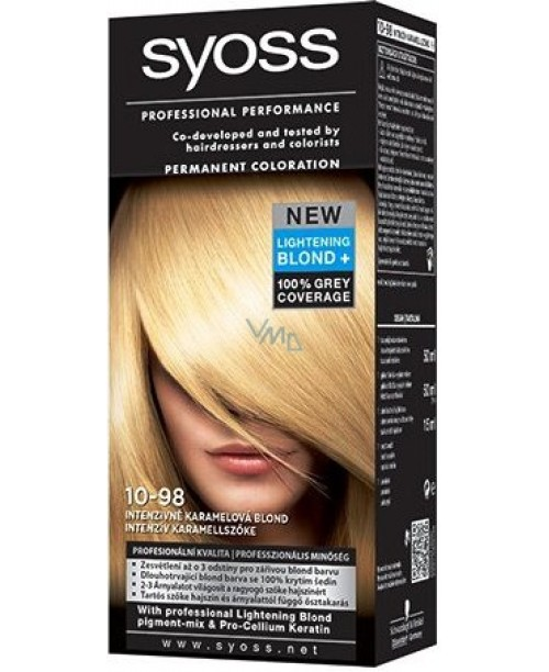Syoss Mixing Colors 10-98 Caramel blond intens