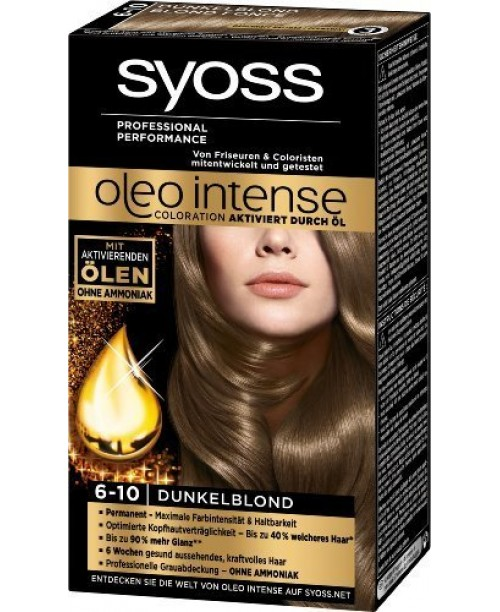 Syoss Oleo Intense 6-10 Blond Inchis