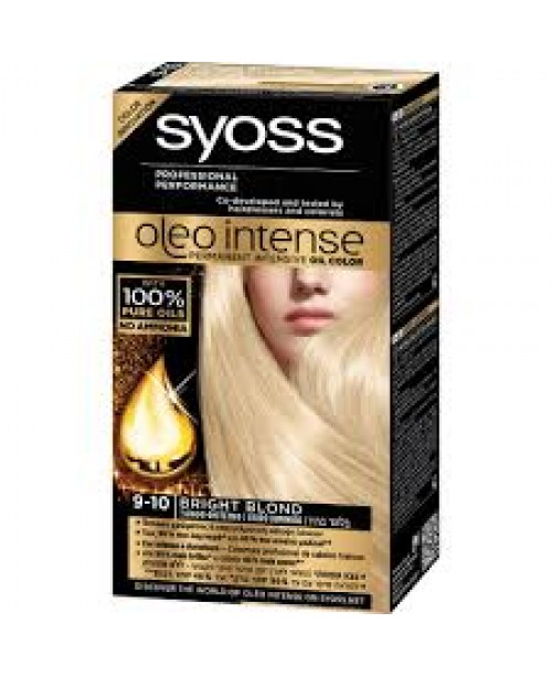 Syoss Oleo Intense 9-10 Blond Luminos